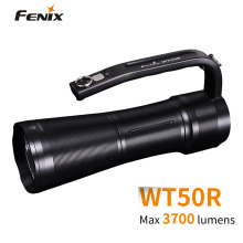 Fenix WT50R Multifunctional hand-held Searchlight Outdoor working Lamp High Light long range USB charge and discharge tool Lamp(China)