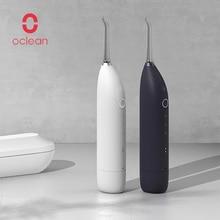 Oclean w1 irrigador oral sem fio água flosser água flosser dental flusher dental jato elétrico portátil novo