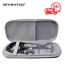 Portable Carry Case Cover for 3M Littmann Classic III Stethoscope Fits Prestige Taylor Percussion Hammer and other Accessories