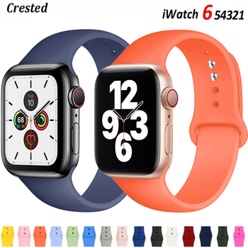 port silicone bracelet for apple watch band strap 42mm 38mm iwatch series 3 2 1 wrist belt camouflage watchband metal buckle Silicone Strap For Apple Watch se band 44mm 40mm iWatch band 38mm 42mm belt correa watchband bracelet apple watch series 6 5 4 3