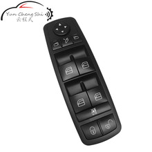 Master Window Switch For Mercedes Benz A-Class B-Class W169 2004-2012 For W245 B200 2005-2011 2.0L 2034CC 1698206710 new electric power window switch a1698206710 for mercedes benz b klasse w245 a 169 820 67 10 1698206710