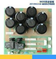 Placa Universal Inversor DC Máquina de Solda Capacitor ZX7 500 ZX7 400 Backplane Placa de Potência|Peças e acessórios p/ instrumentos| |  -