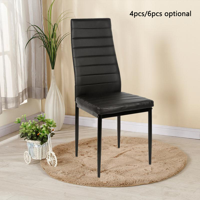 4PCS/6PCS Dining Chairs  1