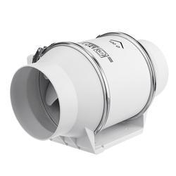 4-дюймовый вытяжной вентилятор, низкий уровень шума, встроенный воздуховод, гидропонный вентилятор, вытяжной вентилятор для дома, ванной ко...
