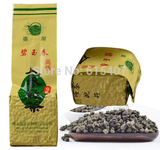 Ginseng Organic Oolong Tea Lan Gui Ren Taiwan Renshen Ren Shen Loose Fitness SWEET AFTER TEA
