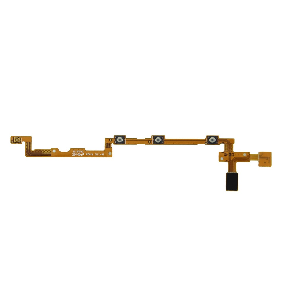 For Samsung Galaxy Tab 3 8.0 Wifi SM-T310/3G SM-T311 T315 Power And Volume Key Button Side Key Flex Cable