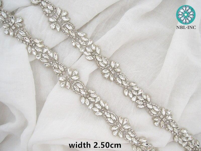 ouro cristal strass applique guarnição ferro para