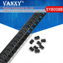 10pcs SY8008B SOT23-5 SY8008BAAC SOT-23 SY8008 SOT original novo