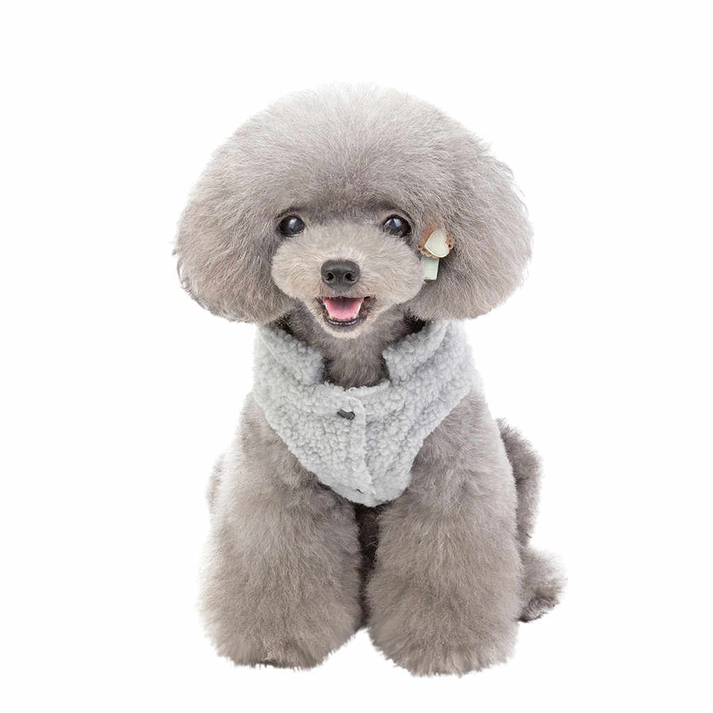 New Pet Cashmere Sweater Autumn And Winter Fashion Keep Warm Dog Clothing Classic Sweater Fleece High-grade Sweater Clothing