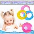Безопасный для защиты глаз малыша от шампуня во время купания мягкая Кепка шляпка для детей при мытье головы; Bebes кукла трансфер до детская к...