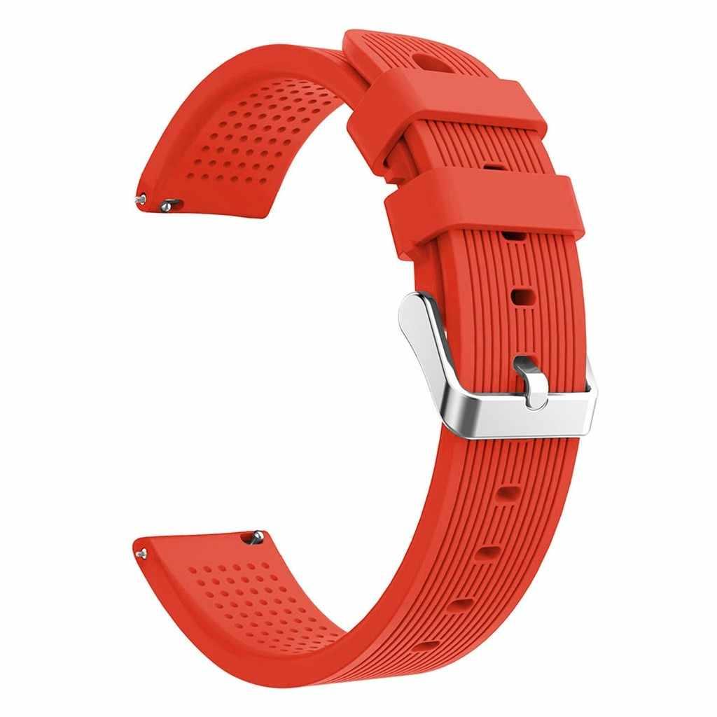 רצועת לxiaomi Huami Amazfit ביפ נוער/Amazfit GTS חכם שעון 20mm צמיד יד מילאנו להקת לולאה מתכת נירוסטה