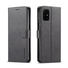Phone Case For Samsung Galaxy A51 5G Case Luxe Leather Flip Wallet Cover For Samsung A51 Case