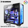 Barrow Water Way Plate for ANTEC P120 Case front type RGB reservoir 5V 3PIN ARGB AURA motherboard water Tank ANP120Q SDB