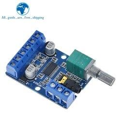 DY-AP3015 DC 8-24V 30W * 2 Class D двухканальный высокомощный стерео цифровой усилитель платы с регулируемым громкостью потенциометром