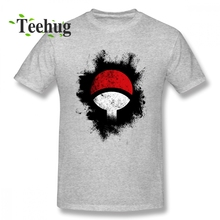 NARUTO T shirt Popular The Clan Tee Shirt Men Casual Custom For Man Round Neck Camiseta