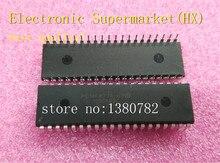 Ücretsiz Kargo 50 adet/grup PIC16F877A I/P PIC16F877A DIP 40 Yeni orijinal IC stokta var!