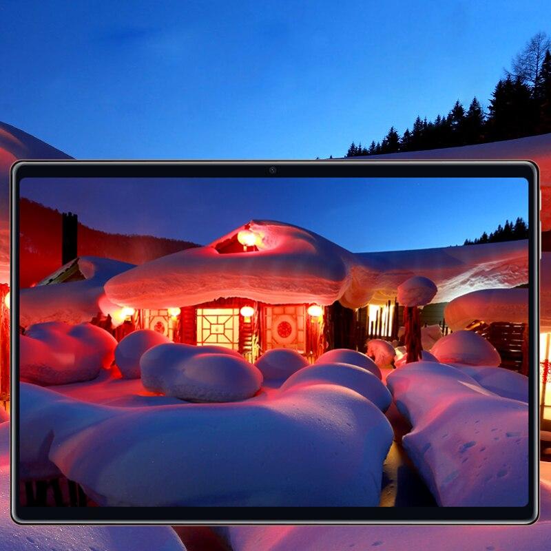 10 inç Tablet Pc 8 çekirdekli CP9 RAM 3GB ROM 32GB IPS 4G Lte telefon görüşmesi sekmesi wifi GPS Bluetooth Android 7.0 9 tabletler 10.1 1920x1200