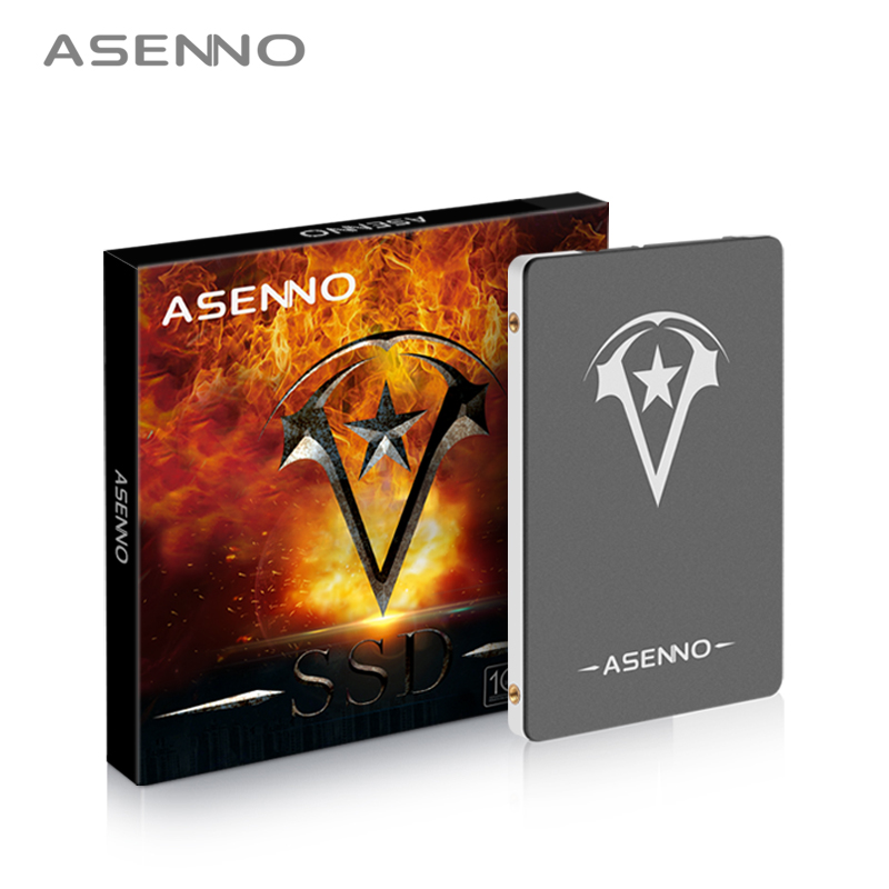 Asenno <font><b>SSD</b></font> 240 <font><b>gb</b></font> HDD <font><b>2.5</b></font> <font><b>SSD</b></font> SATA III 120gb <font><b>SSD</b></font> 480gb 1tb Hard Drive Disk Internal Solid State Drives for Desktop Laptop PC image