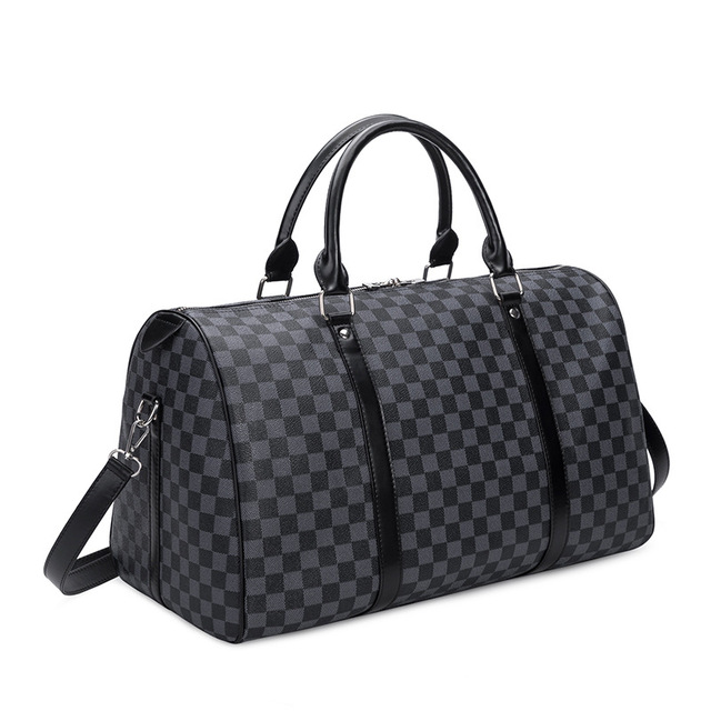 Large-capacity short-distance luggage bag for men and women, business travel boarding bag, short-distance travel luggage bag