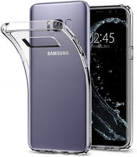 Trong Suốt Silicon Mềm TPU Cho Samsung Galaxy S7 Edge S9 S8 S10 Plus Lite S10e A50 A70 A40 A20 capinhas Trong Suốt Ốp Lưng(China)