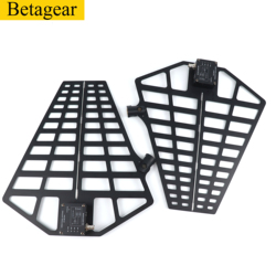 Betagear  2pieces Active Directional UHF Power antenna with Gain Switch(500-950 MHz)  for uhf wireless microphone