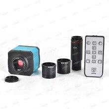 HAYEAR 14MP HDMI 1080P HD usb цифровой промышленный видео инспекционный микроскоп камера