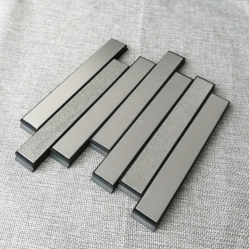 Neue messer spitzer ersatz diamant schleifstein schleifstein, schärfen system 80-3000 Diamant stein diamant bar RX008 verwenden