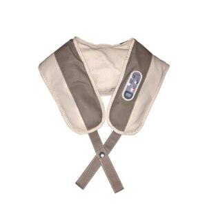 Image 5 - 【Free shipping】Massage צעיף חשמל עיסוי שיאצו חזרה כתף גוף צוואר לעיסוי