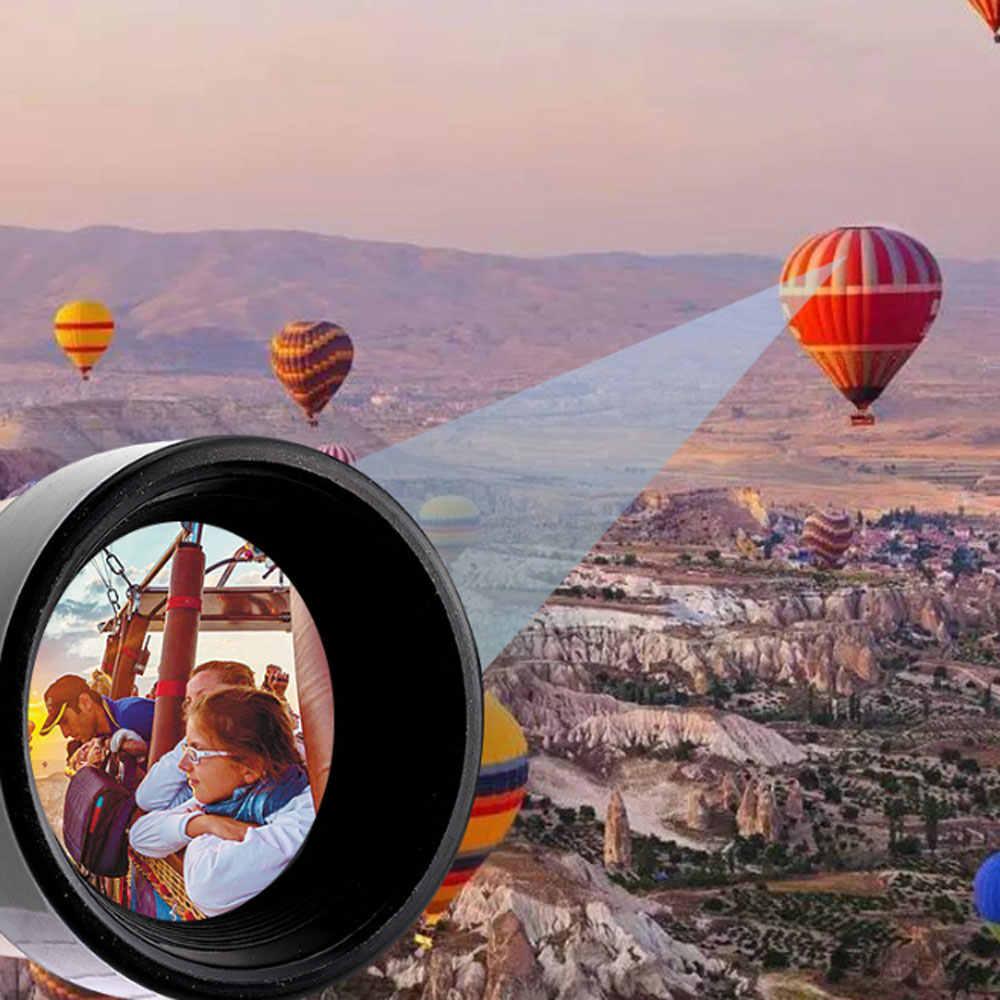 القراصنة تلسكوب ناظور أحادي العين للرؤية الليلية 12x30 HD المكبر البصرية spyglass أحادية اللون للأطفال في الهواء الطلق نشاط الصيد مشاهدة الطيور