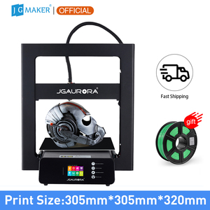 Image 2 - JGMAKER A5S 3D מדפסת מתכת מסגרת 305*305*320mm הדפסת עם SD כרטיס משודרג כוח אספקת JGAURORA