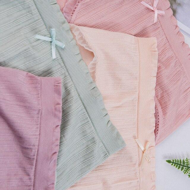 Фото biiggxx[4 коробки] японское белье banширины 50 бесшовные графеновые цена