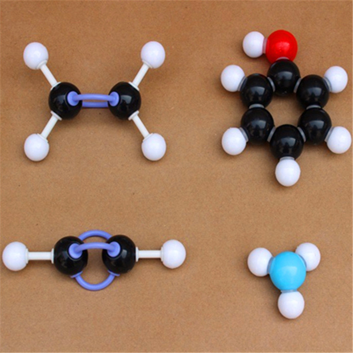 Molecular Model Set Organic Chemistry Molecules Structure Model Kits For School Teaching Research Series Kids Educatonal Toy Kit