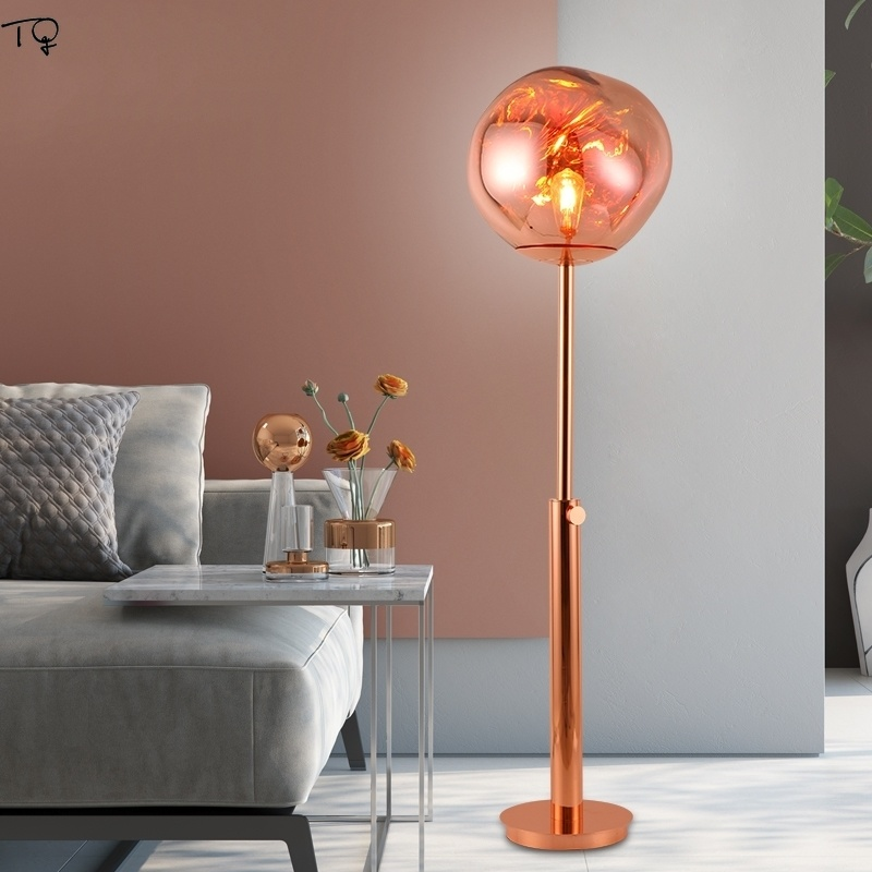 Lava Lamp Rose Gold Floor Lamps Led