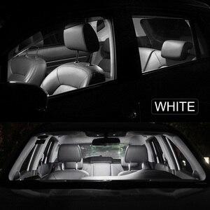 Белая автомобильная лампа для салона, светодиодная лампа для автомобиля Ford Taurus 2001, 2002, 2003, 2004, 2005, 2006-2014, 2015, 2016, 2017, 2018, 2019