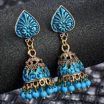 Fashion Metal Dangle Earrings Earrings Jewelry Women Jewelry Metal Color: S01141