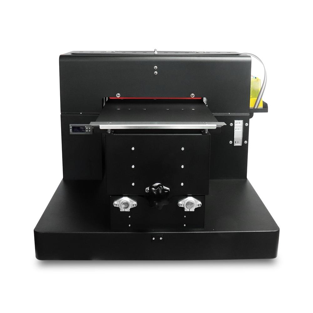 Flatbed printer i A3-størrelse DTG-printere T-shirt-trykmaskine til - Kontorelektronik - Foto 4
