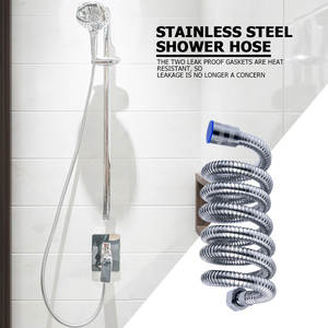 Hose-Fittings Shower-Holder Bathroom-Accessory Water-Pipe Stainless-Steel Explosion-Proof