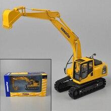 Экскаватор модель 1/50 весы гусеница Комацу PC200 литой автомобиль игрушка сплав литая модель инженерных транспортных средств модель