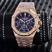 Audemars Piguet new Luxury Brand Wristwatch Mens women Watches Quartz AAA Watch with Stainless Steel Strap relojes 5587