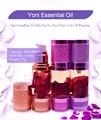 Эфирное масло Yoni розового цвета, дезодорирующее, подтягивающее, снимает стресс, увеличивает сексуальное удовольствие для женщин, эфирное м...