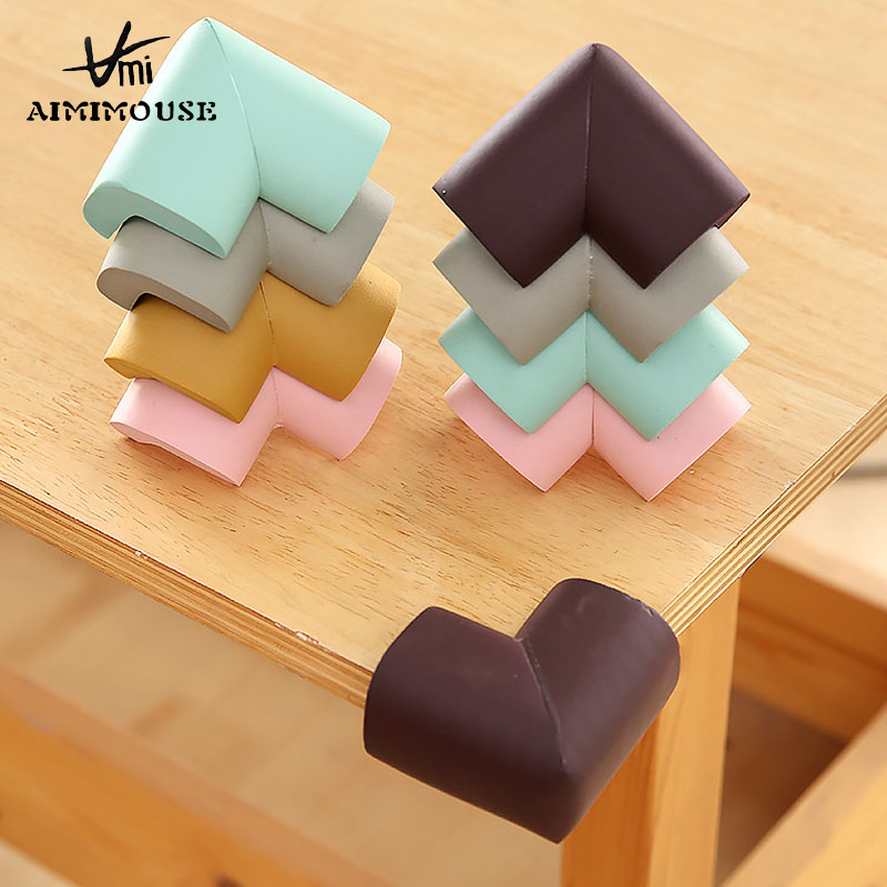 10Pcs Baby Safety Corner Protector Children Protection Furniture Corners Angle Protection Child Safety Table Corner Protector