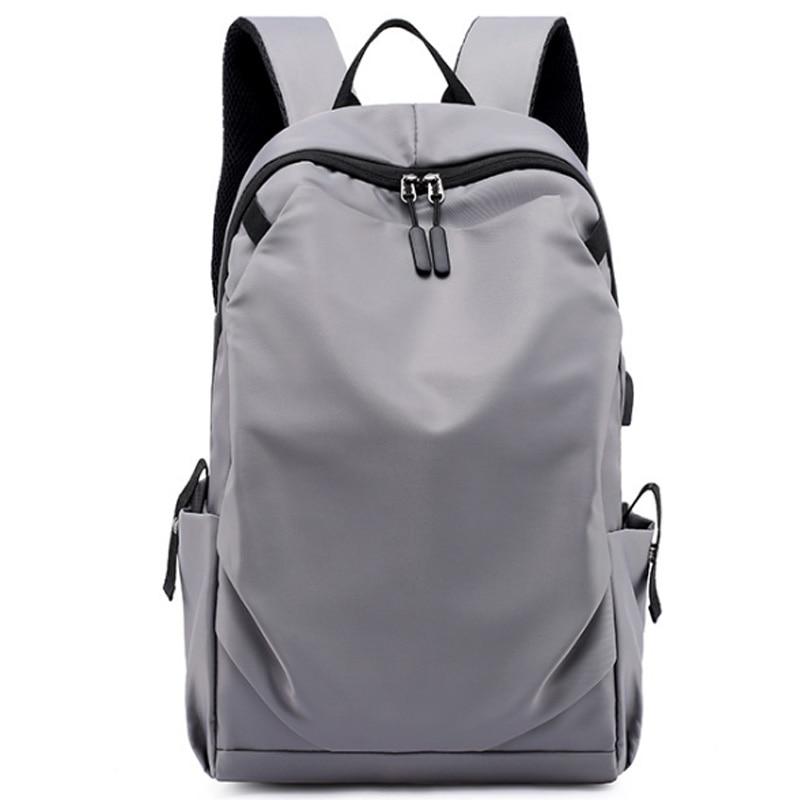 Fashion Casual Backpack  Waterproof Laptop Bag Men'S Travel Bag Backpack College Student Bag