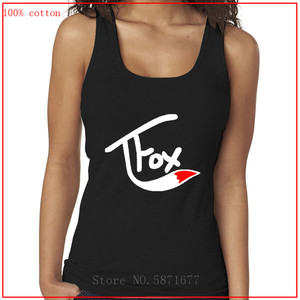 Tanner Fox tops for women 2020 tank tops women clothing tank top topy TShirt vest ladies vest tank tops shirts women