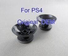 Original OEM FÜR PS4 pilz kopf form joystick kappe Joystick der Hüte Caps Baton Tasten Daumen Controller der Kappen Schwarz für PS4