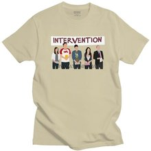 Intervento maschile How I Met Your Mother T Shirt maniche corte Tshirt in cotone T-shirt Cool Tv Show Teddy T-shirt planetarie abiti