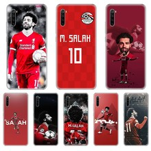 Фото - football soccer athlete Mohamed Salah Etui Transparent Phone Case For xiaomi Redmi 3S 4A 5A 6A 5 Plus 4X 7 8 8a CC9 K20 Pro K30 ahmed mohamed salah gestión administrativa del proceso comercial adgd0308