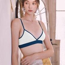2020 New Ladies Underwear Sommeil Sexy Lingerie Dames Soutien-gorge Confortable Sans Couture Women Bralette Famme Bra
