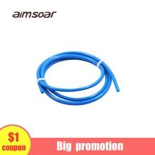 teflon tube blue 1.75 ptfe sockets 1.75mm od 4mm id 2mm 3d printer parts
