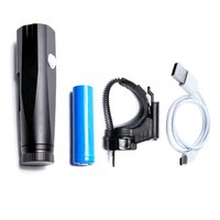 LR-Y1 LED Cycling USB Rechargeable Waterproof Bike Front Light Bicycle Headlight Professional Bycicle Handlebar Lamp LR-Y1