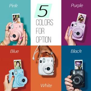 Image 5 - Fujifilm instax mini 11 mini11 Instant Camera Film Cam MINI9 MINI 9 without Battery Birthday Christmas Gift for Boys Girls